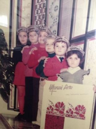 Ritratto di famiglia - Figli e Nipoti