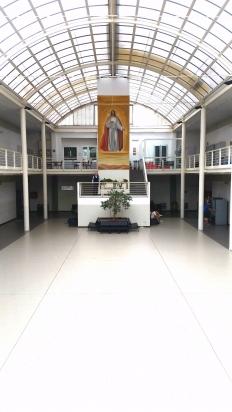 Università Cattolica del Sacro Cuore, sede di Piacenza - Piazzetta di Economia