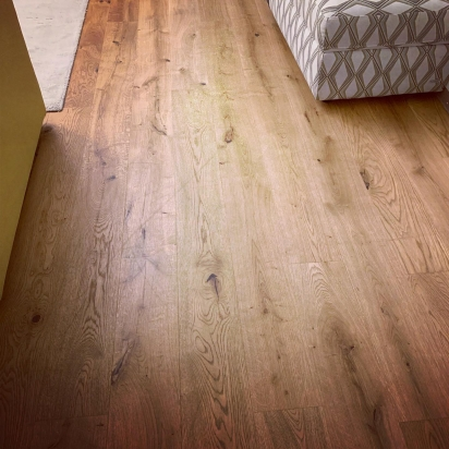 parquet in rovere naturale kahrs