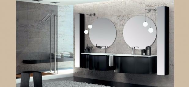 ISA bagno, Estrema Class, componibile, specchi per bagno