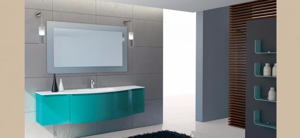 ISA bagno, Estrema Class, componibile, specchio bagno