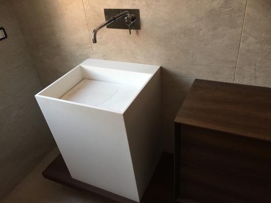 mobile Puntotre lavabo aquarius