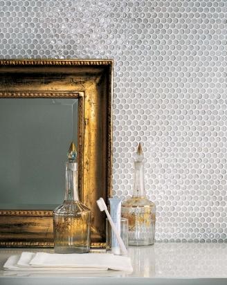 Extralight - mosaico bagno