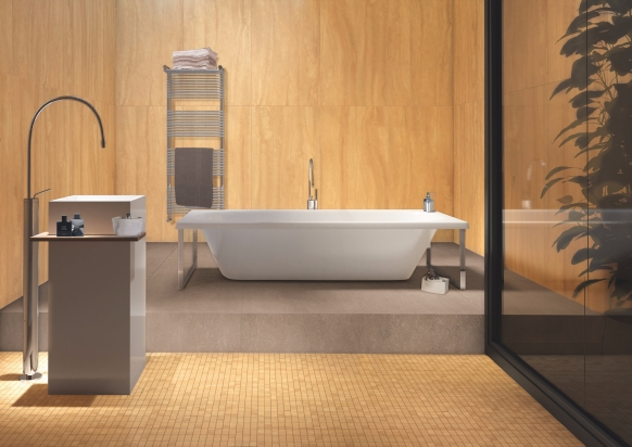 vasca e lavabo free standing