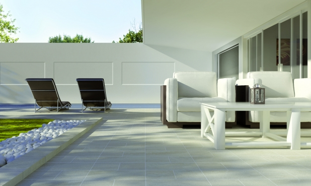 Patio white